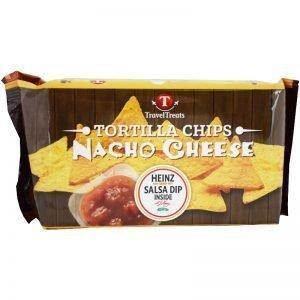 Dor Nacho Cheese Tortilla Chips 70g 70g - 47% rabatt