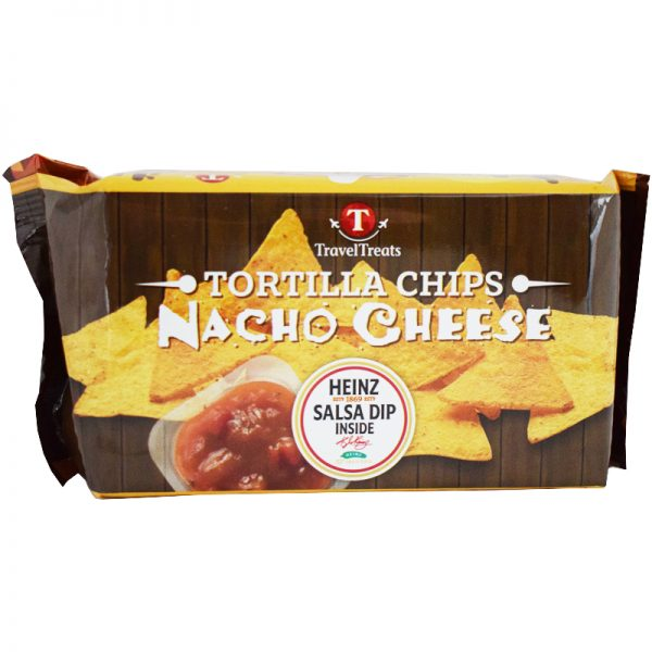 Dor Nacho Cheese Tortilla Chips 70g 70g - 47% rabatt