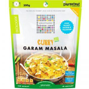 Eko Sås & Grytbas Curry Garam Masala - 24% rabatt