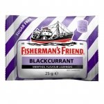 Fishermans Friend Blackcurrant 25 gram