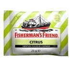 Fishermans Friend Citrus 25 gram