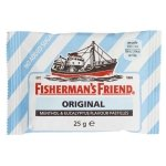 Fishermans Friend Original Utan tillsatt socker