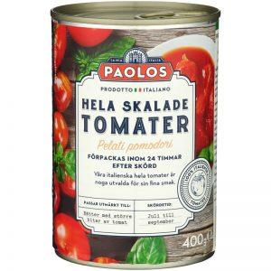 Hela Skalade Tomater - 13% rabatt