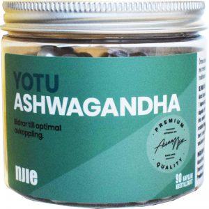 Kosttillskott Ashwagandha - 50% rabatt