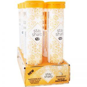 Kosttillskott Stay Sharp 8-pack - 40% rabatt