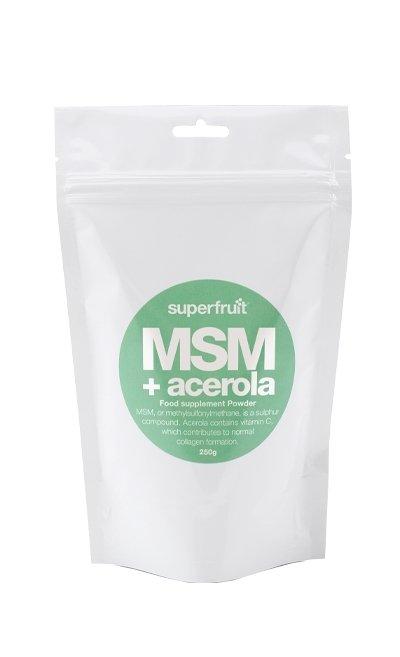 MSM + Acerola Powder 250g
