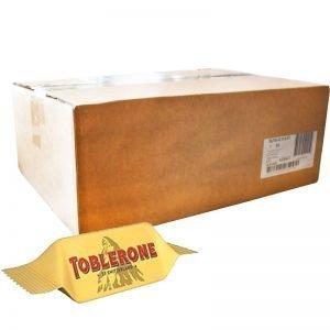 Toblerone Gold Mini 4 kg - 81% rabatt