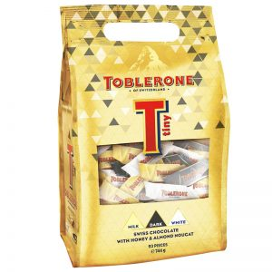 Toblerone Tiny Mix Bag - 50% rabatt