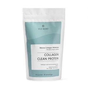VILD NORD Marine Collagen Clean Protein - 150 Gram