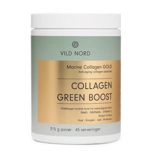 VILD NORD Marine Collagen Green Boost - 315 Gram
