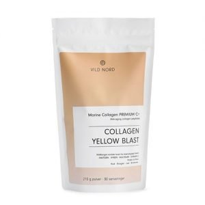 VILD NORD Marine Collagen Yellow Blast - 210 Gram