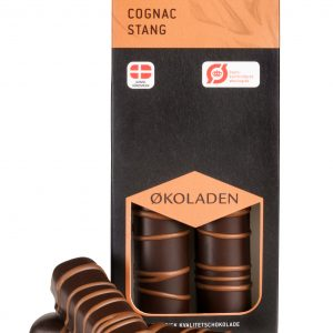 Økoladen Cognac stang 2 stk Ø - 75 G