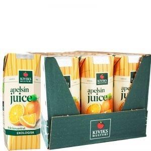 24-pack Eko Apelsinjuice - utan sugrör - 59% rabatt