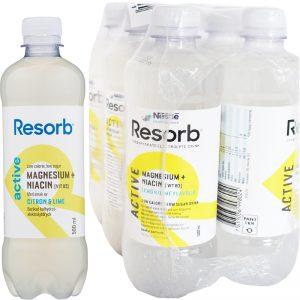 Active vätskeersättning Citron & lime 6-pack - 67% rabatt