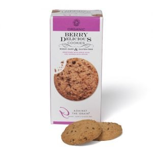 Against The Grain Berry Delicious Cookies Glutenfri Ø - 150 G
