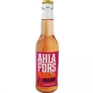 Ahlafors Peach - Alkoholfri cider 330ml - 28% rabatt