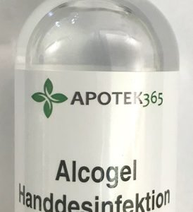 Apotek365 Alcogel 85% 100 ml