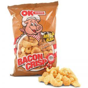 Bacon Crisp BBQ - 35% rabatt