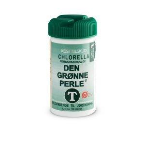 Chlorella Den Grønne Perle - 360 Tabl