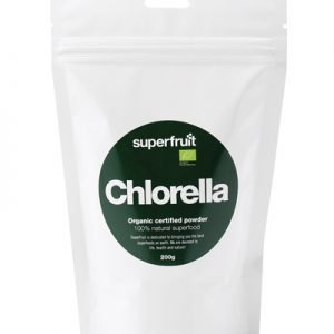 Chlorella Powder 200g - EU Organic