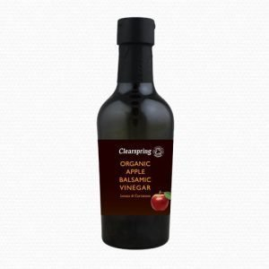 Clearspring Balsamvinäger Äpple Eko - 250 ml