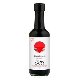 Clearspring Soja Sauce Ø - 250 ml