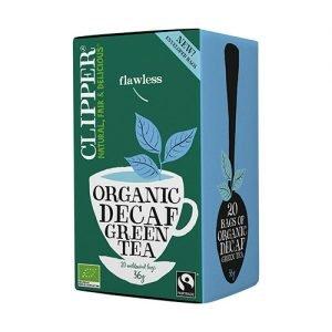 Clipper Grøn Te Koffeinfri Ø - 20 Påse