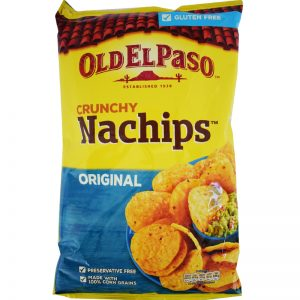 Crunchy Nachips - 14% rabatt