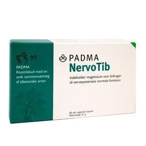 Diverse Padma Nervotib - 60 Kaps