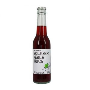 Diverse Solbær Og Æble Juice Ø - 275 ml