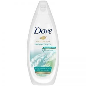 Dove Duschkräm Summer Breeze - 34% rabatt