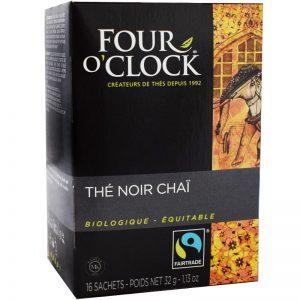 Eko Fairtrade Svart Chai - 38% rabatt