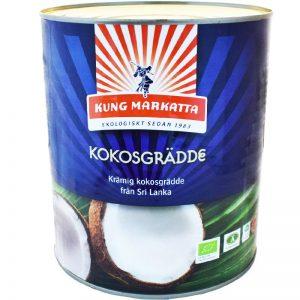 Eko Kokosgrädde - 57% rabatt