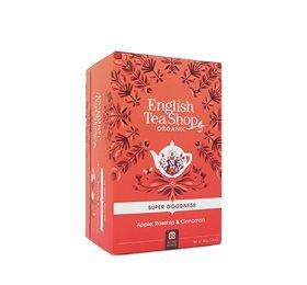 English Tea Shop Apple, Rosehip & Cinnamon Te Ø - 20 Påse