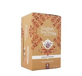 English Tea Shop Ceylon Cinnamon Te Ø - 20 Påse