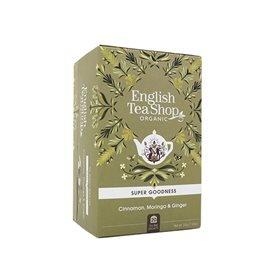 English Tea Shop Cinnamon, Moringa & Ginger Te Ø - 20 Påse