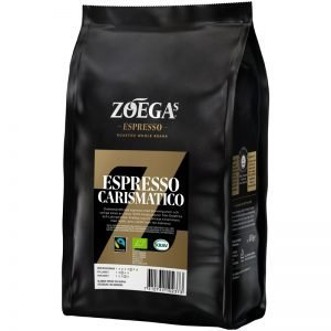 Espresso CARISMATICO - 37% rabatt