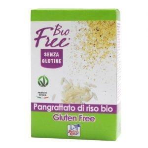 Finestra Cielo - Free (Glutenfri) Rasp Af Risbrød Glutenfri Ø - 250 G