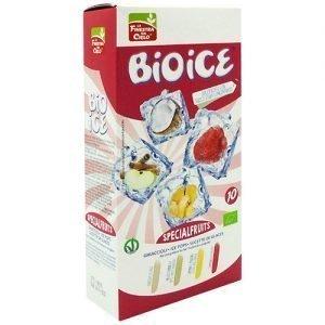 Finestra Cielo Ice Pops Specialfruits Ø (10 Stk) Kokos, Hindbær, Æble/kanel - 400 ml