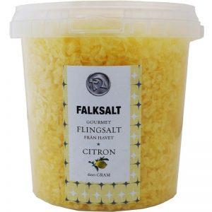 Flingsalt Citron - 43% rabatt