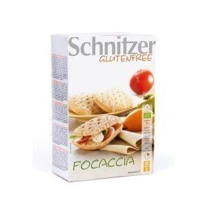 Focaccia klapper glutenfri Ø - 220 G