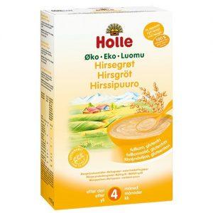 Holle Hirsegrød Ø - 250 Gram