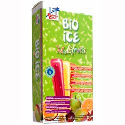Ice Pops Multifruit (10 stk) Ø indh. mango, peach, orange, æble - 400 ml