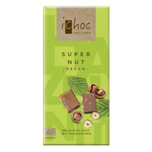 Ichoc super nut vegan Ø - 80 G