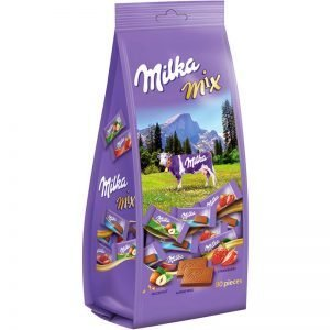 Milka Mix Travelbag - 28% rabatt