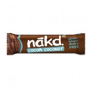Nàkd Bar Cocoa Coconut - 35 G