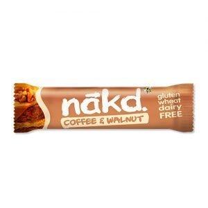 Nàkd Bar Coffee Walnut - 35 G