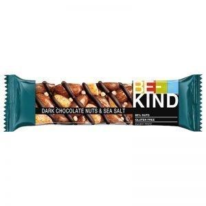Nötbar Mörk Choklad & Havssalt - 37% rabatt