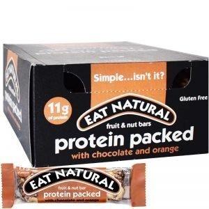 Nötbars Choklad & Apelsin 12-pack - 44% rabatt