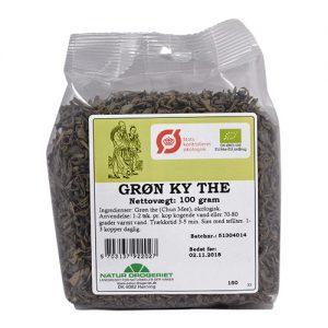 Natur-Drogeriet Grøn Ky Te Mild Ø - 100 G